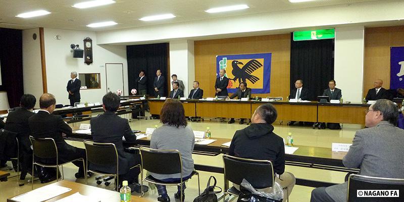 平成27年度第3回理事会 開催