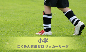 こくみん共済U-11サッカーリーグ松本・塩尻 本リーグ前期最終節《試合結果》
