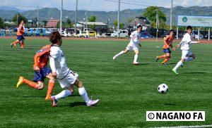 第23回長野県クラブチームサッカー選手権大会 1回戦《試合結果》
