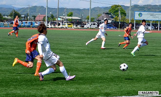 第21回長野県サッカー選手権大会 4回戦《試合結果》