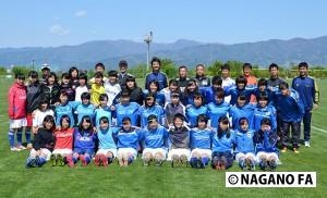 2016年度サッカー3級昇級実技試験について