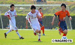 第21回全日本女子ユース(U15)サッカー選手権大会長野県大会《大会結果》