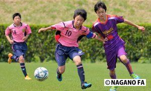 2016北信越女子リーグ 第2節