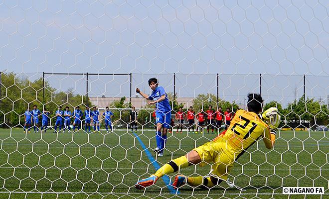 第21回長野県サッカー選手権大会5回戦《試合結果》
