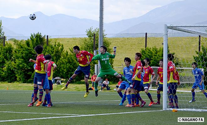 第21回長野県サッカー選手権大会 準々決勝《試合結果》