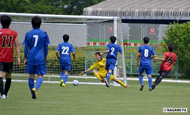 第37回長野県フットボールリーグ1部 第3節《試合結果》