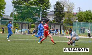 長野県女子リーグ2部 第2節《試合結果》