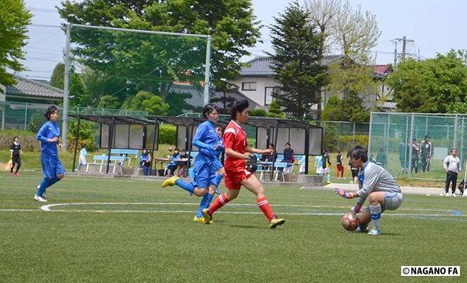 長野県女子サッカーリーグ1部第4節《試合結果》