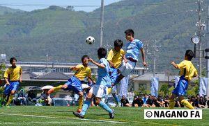 北信地区高等学校総合体育大会2回戦《試合結果》