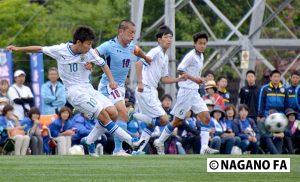 平成28年度 長野県高等学校総合体育大会サッカー競技大会(女子)準々決勝《試合結果》