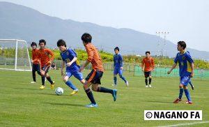 第52回全国社会人サッカー選手権長野県大会 決勝《試合結果》