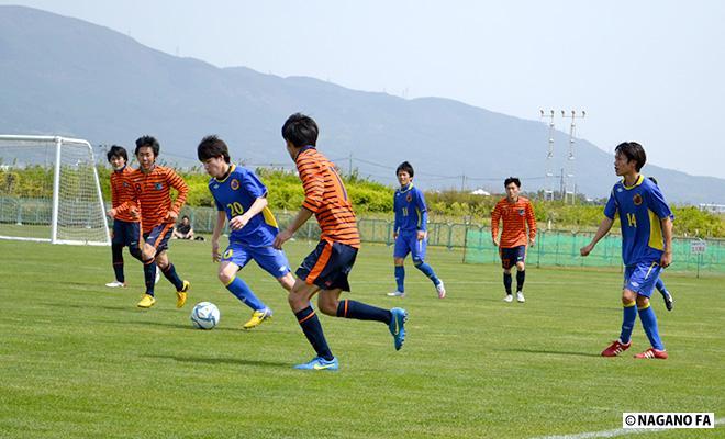 第37回長野県フットボールリーグ2部第1節《試合結果》