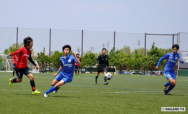 第21回長野県サッカー選手権大会5回戦《フォトギャラリー》