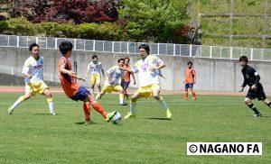 第52回全国社会人サッカー選手権長野県大会 決勝《フォトギャラリー》