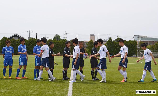 第44回北信越大学サッカーリーグ1部第3節《試合結果》