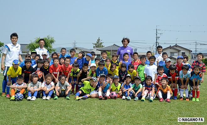 長野県サッカー協会 U9対象エリートプログラムサンダープロジェクト《開催報告》