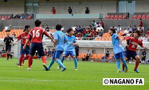 平成28年度 長野県高等学校総合体育大会サッカー競技大会(女子)決勝《試合結果》