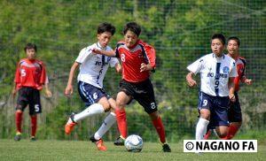 第25回長野県クラブユースサッカー選手権大会(U-15)2次ラウンド《試合結果》