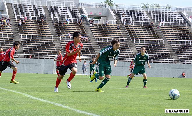 第25回長野県クラブユースサッカー選手権大会(U-15)決勝戦《フォトギャラリー》