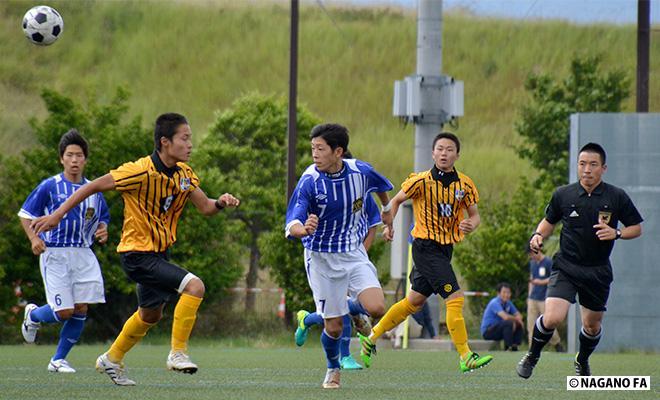 高円宮杯U18 長野県1部第8節《試合結果》