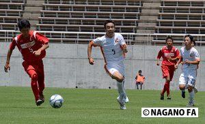 第25回長野県クラブユースサッカー選手権大会(U-15)決勝/3位決定戦《試合結果》