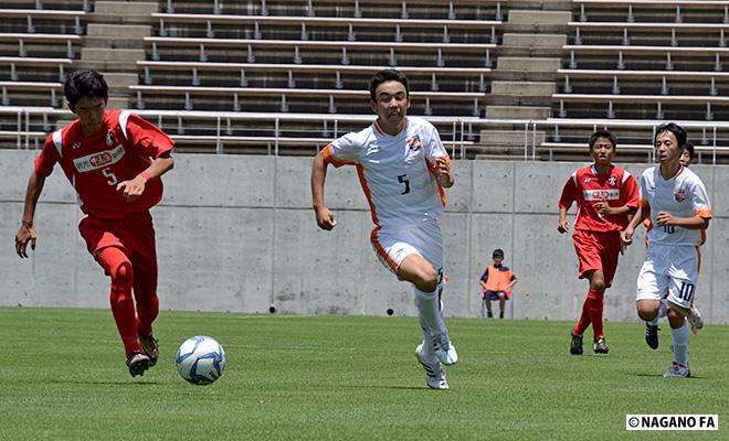 第25回長野県クラブユースサッカー選手権大会(U-15)3位決定戦《フォトギャラリー》