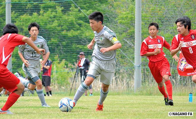 第25回長野県クラブユースサッカー選手権大会(U-15)準決勝《フォトギャラリー》