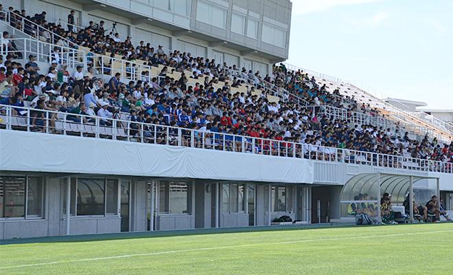 サッカー4級審判員更新講習会試合観戦形式 《開催報告》