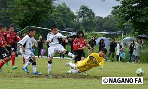 第28 回 北信越クラブユースサッカー選手権(U-15)大会1回戦《試合結果》