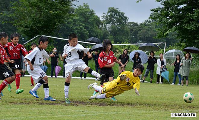 長野県U-11選手権大会(チビリンピック長野県予選)1・2回戦(須坂福島会場)《試合結果》