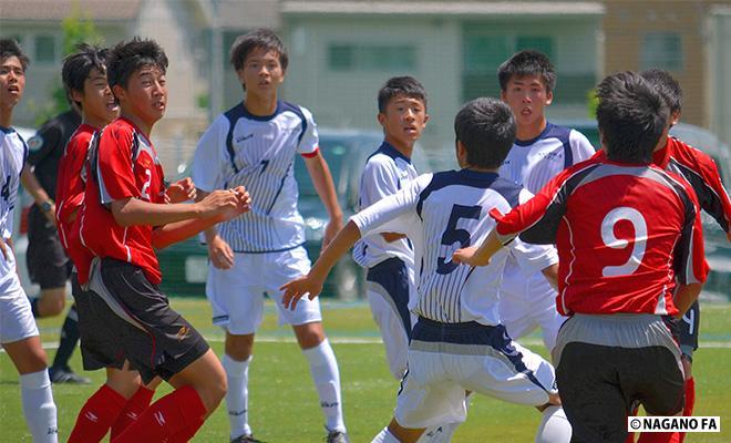 第28 回 北信越クラブユースサッカー選手権(U-15)大会2回戦《試合結果》