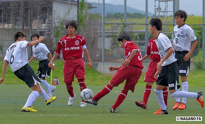第8回北信越ユース(U-15)サッカーリーグ2016第10節《試合結果》