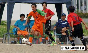 平成28年度 第55回長野県中学校総合体育大会夏季大会 サッカー競技の部 出場校