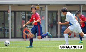 第55回 長野県中学校総合体育大会夏季大会北信地区大会 サッカーの部《大会結果》