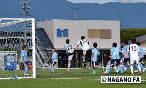 第37回長野県フットボールリーグ1部第9節《試合結果》