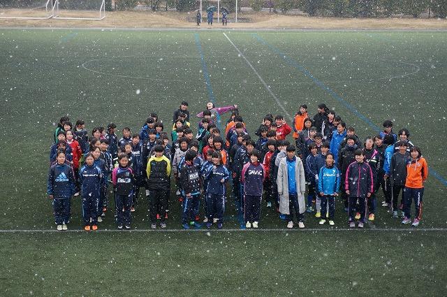 2017年長野県U15女子トレセン選考会 開催報告