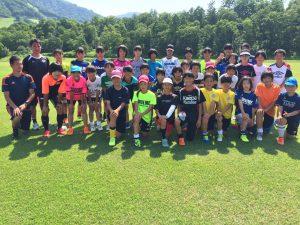 2017年度 全日本女子サッカー選手権長野県大会《試合結果》