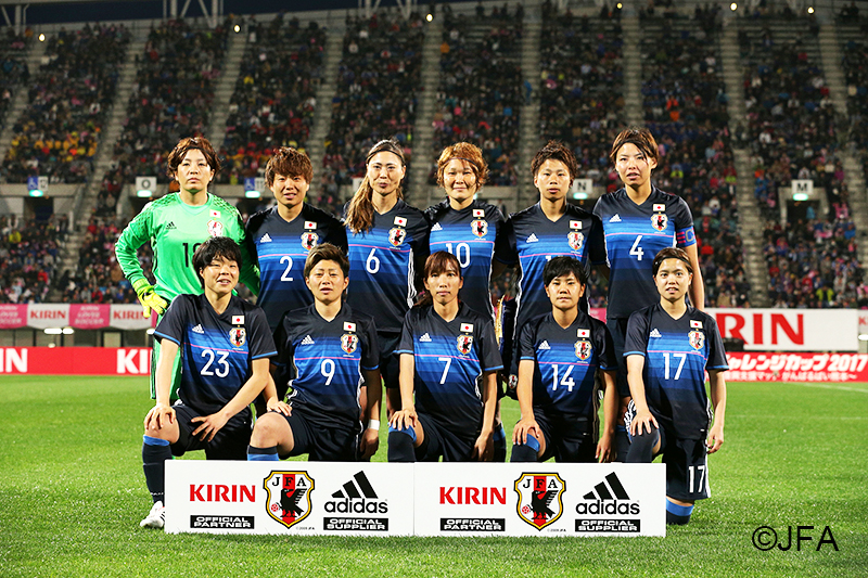 MS&ADカップ2017 なでしこジャパン(日本女子代表)VS スイス女子代表戦は予定通りに開催されます