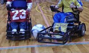 電動車椅子サッカー 審判員資格取得講習会 ・体験会のご案内